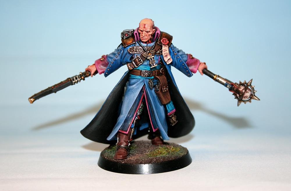 Inquisitor Faziel Storo